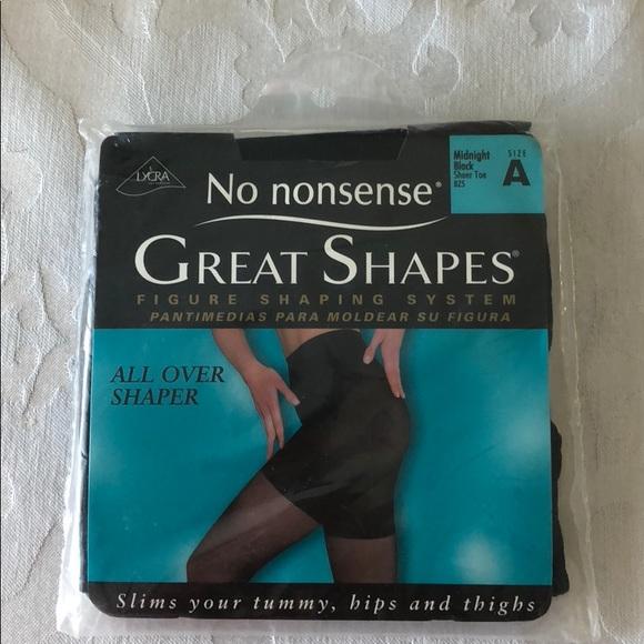 5e0dbaf66c537 Great Shapes Intimates & Sleepwear | Addon Figure Shaping Pantyhose ...